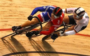 No doubt some big stats for Chris Hoy in the Olympics