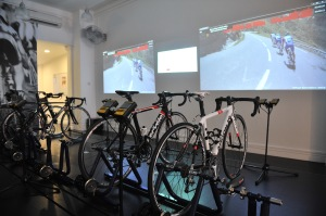 Your cycling training can excel even in the heart of this city state