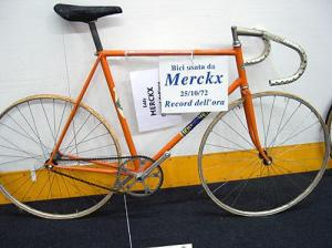 You guessed it, the 1972 Hour Record Bike
