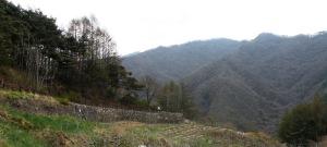 Jukryeong climb