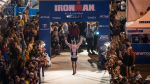Worth the pain, see www.ironman.com