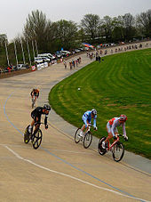 Wiggins started his career at 12 in Herne Hill velodrome