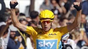 Last top GC classification at Tour of California for Wiggins?