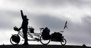 Dominic's tandem bike - Achilles