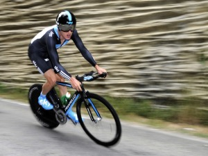 Of course Thomas' is joined by Wiggins; what kind of form is he in for Paris-Roubaix?