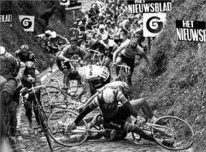 INRNG.com does an excellent review of the Tour of Flanders most feared 600 metres of cobbles