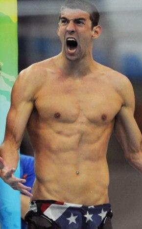 Michael Phelps comeback