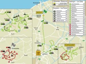 RVV 2014 route