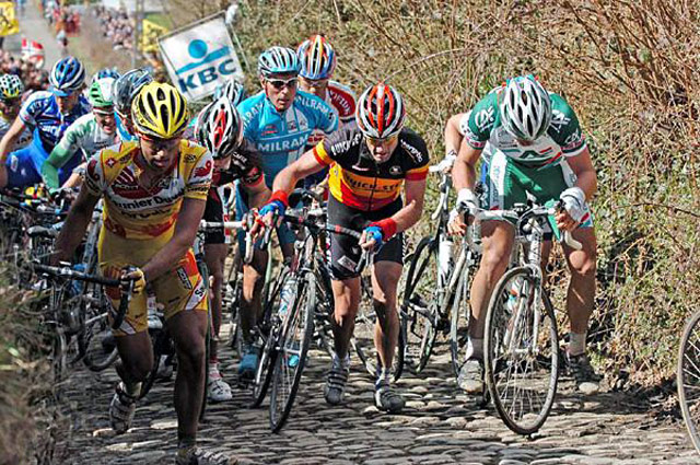 Cycling Science in the Tour of Flanders – Cobbles ...